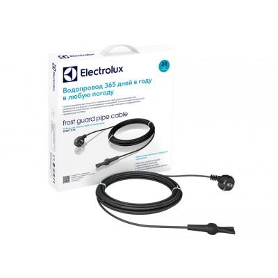 Кабель для обогрева трубопроводов Electrolux EFGPC 2-18-6 (комплект)