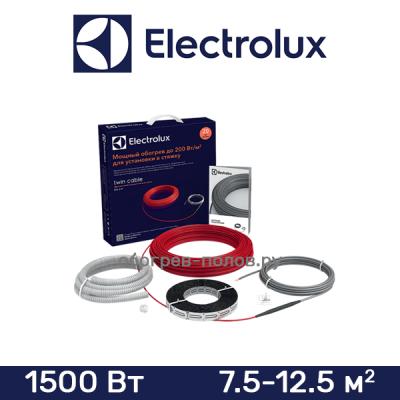 Кабель нагревательный Electrolux ETC 2-17-1500