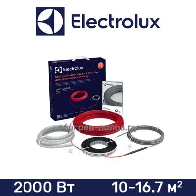 Кабель нагревательный Electrolux ETC 2-17-2000