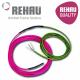 Нагревательный кабель Rehau Solelec