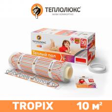 Мат нагревательный Теплолюкс Tropix МНН 1600 10 м²