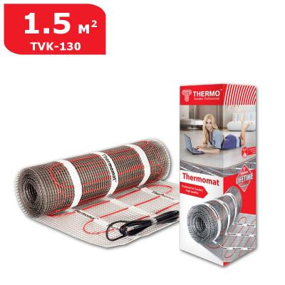 Нагревательный мат Thermomat TVK-130 1.5 м²