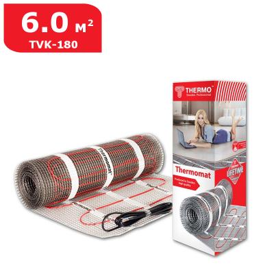 Нагревательный мат Thermomat TVK-180 6 м²