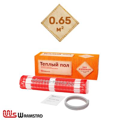 Нагревательный мат Warmstad WSM-100-0,65